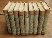 1897 Antique Small Books Christian Herald Library 9 Volumes