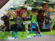 Lego 71008 Minifigures Series 13 Set Of 9 Figures New In Bags