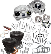 S And S Cycle 90-0098 80in. Shovelhead Top End Kit