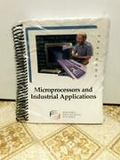 Heathkit Microprocessors And Industrial Applications Textbook Book Computer Info