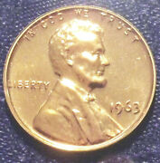 1963 Proof Penny Bu Gem Brilliant Uncirculated Red 3.0 Million Pick A Set Here