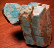 Gorgeous Classic Amazonite From Lake George, Colorado