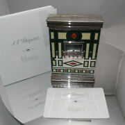 St Dupont Limited Edition Medici 2005 Collection - Table Clock
