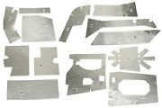 Dei Heat Shield Kit Can-am Commander And03911 To And03919 10878 902490