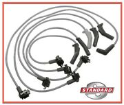 High Energy Spark Plug Wire Set Replace Ford Oem Wr4099 Mustang Thunder Couger