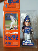 Jacob Degrom Garden Gnome 2015 - In Box - Ny Mets - B2b Nl Cy Young - Citifield
