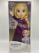 Disney Frozen 2 Elsa Musical Doll Sings Into The Unknown And Others