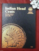 1880-1909 Indian Head Set Complete 1/yr Philly Folder 1880 1885 18862 1894 1909