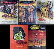 Planet Of The Apes - Ultimate Collection Original Large French Movie Posters