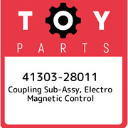 41303-28011 Toyota Coupling Sub-assy Electro Magnetic Control 4130328011 New G
