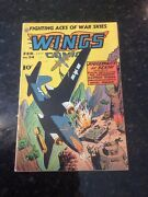 Attic Clean Out Wings Comics 54