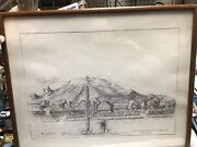 1980 Print Cave Creek Arizona The Silver Spur Saloon At Frontier Town 15andrdquox18andrdquo
