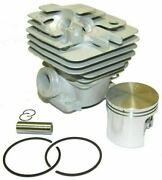 Hyway Cylinder And Piston Assembly 47mm For Stihl Ms361 Chainsaws. 1135 020 1202