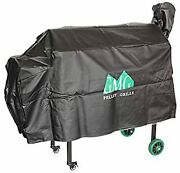 Green Mountain Grills Jim Bowie Grill Cover Black Gmg-3002