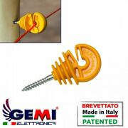 Electric Fence Ring Insulators For Wooden Posts For Electric Fences Gemi