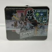 Lucasfilm Star Wars Empire Strikes Back Lunchbox Gift Box. Sealed. Culturefly