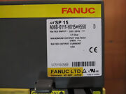 1pc Used Fanuc Spindle Amplifier Module A06b-6111-h015h550 A06b6111h015h550