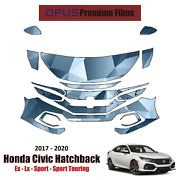 3m Pro Series Paint Protection Clear Bra Kit For Honda Civic 2017 - 2020 Hatch