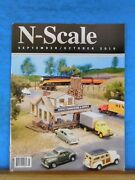 N Scale Magazine 2010 September October Roads And Crossings