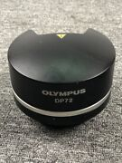 1pc Olympus Dp72 12 Million Industrial High-end Color Ccd Camera Tested