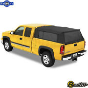 99-17 Chevy/gmc/silverado/sierra And 87-96 F150 And 87-98 F250 8 Ft Bed Supertop Bed
