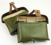 Pair Surplus Army Waist Case Chinese Chicom Type56 Sks 7.62mm Ammo Pouch Packet