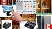 22 Inch Touch Screen Pos Point Of Sale System Bar Restaurant Retail Canada
