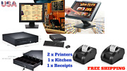 15 Point Of Sale Pos System Register Touch Screen Restaurant Retail Bar Lenovo