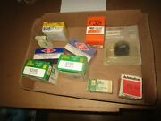 Vintage Auto Car Part Lot In Boxes - See Photos