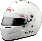 Karting Bell Rs7-k Kart Course Casque Blanc Karting Course