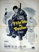 Poster Folded 23 5/8x31 1/2in P'tite Head Of Guess The Sad Sack 1957 Jerry