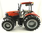 Vintage Britain's Ertl Case Ih 180 Red Farm Tractor Toy W/sounds 12 Long