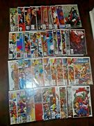 Marvel Comic 44 Book Lot Cable And Deadpool 11-uncanny X23 451-jack In The Box