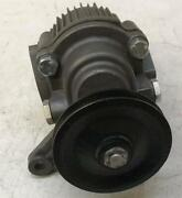 New 1968 Porsche 912 1.6l Oem Smog Air Pump With Pulley Supercharger Style Rare
