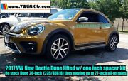 Lift Kit For Vw New Beetle Dune A5 2016-2018 - Stage 1 Best Spacer Suspension