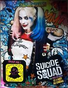 Poster Roll 47 3/16x63in Suicide Squad / Deadshot 2016 Margot Robbie New