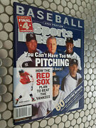 Sports Illustrated Regional 2003 Baseball Preview Yankees Manny Ramirez Red Sox