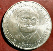Austria 25 Shillings 1972 Carl Michael Ziehrer Silver @without Circular@
