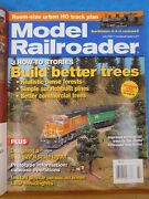 Model Railroader Magazine 2007 July Build Better Trees Caboose Operations Instal
