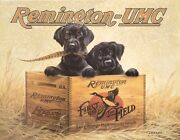 Tin Sign Remington Finders' Keepers Nostalgic Emobssed Tin Signs All Tsn0932