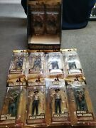 Mcfarlanethe Walking Dead Complete Series 2 Bicycle Girl, Well Zombie Etc Lot