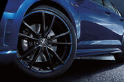 4x Brand New Wolfsburg Golf R 19 And New Continentlal 5 Tyres For Vw Caddy Passat