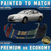 New Painted To Match Front Bumper Replacement For 2008 2009 Buick Lacrosse 08 09