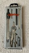 Rotring Engineer Professional Drafting Compass R529 003 Set 5