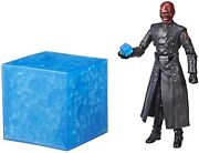 Sdcc 2018 Hasbro Marvel Studios Legends Red Skull Action Figure And Tesseract Toy