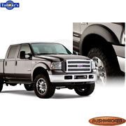 Bushwacker Extend-a-fender Style 4pc Fender Flares For 1999-2007 Ford F250/f350