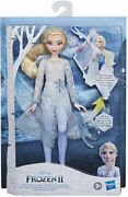 Disney Frozen 2 Magical Elsa Discovery Doll With Lights And Sounds