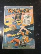 Attic Clean Out Wings Comics 85