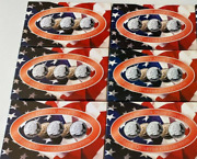 1999 - 2006 Denver Mint Edition State Quarter Collection Eight 5 Coin Sets