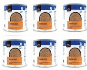 Mountain House Ground Beef Lot Of 6 Cans Emergency Food New